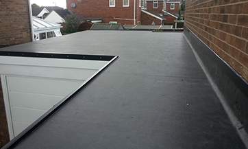Fibre Glass & GRP Flat Roofs